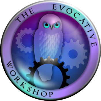 The Evocative Workshop's SFX Art Studio Shop Logo