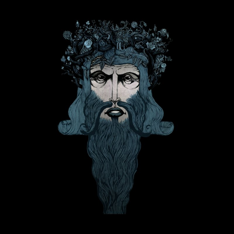 Conqueror (blue) Men's Longsleeve T-Shirt by Evolve-R Apparel