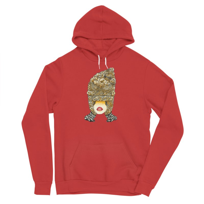 Evolve-R T. Men's Pullover Hoody by Evolve-R Apparel