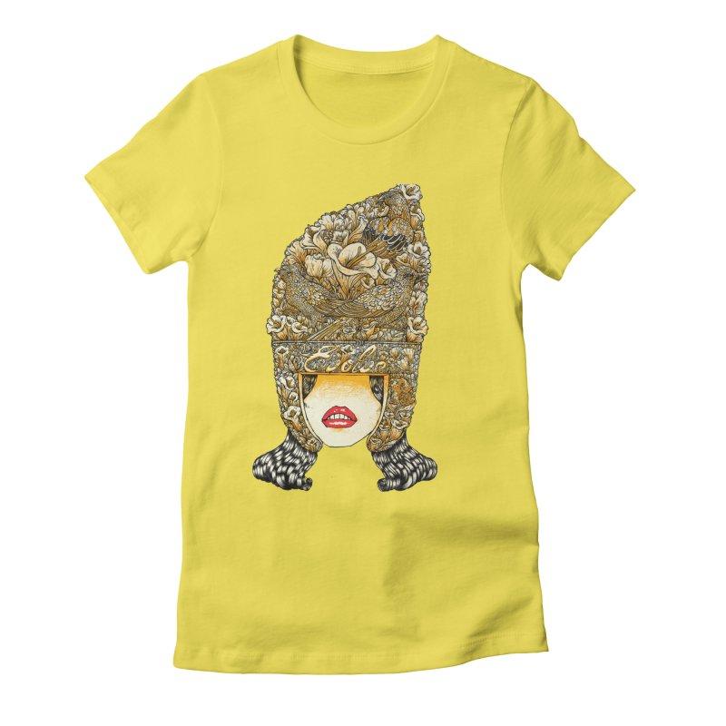 Evolve-R T. Women's T-Shirt by Evolve-R Apparel