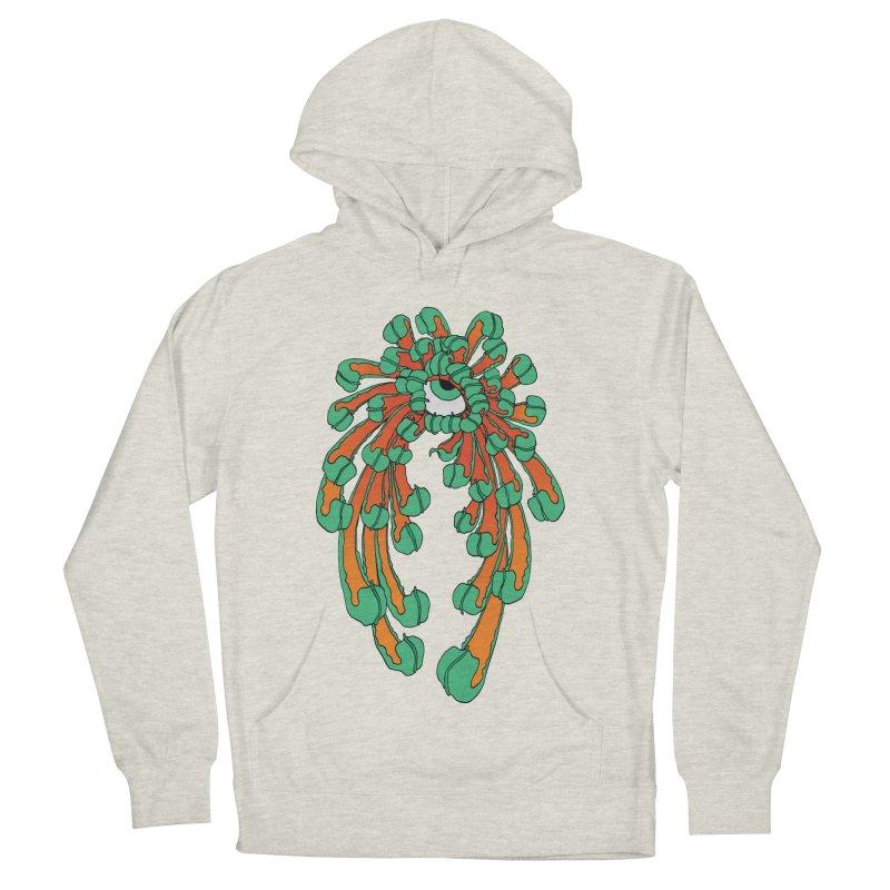 Chrysanthemum Eye Men's Pullover Hoody by Evy Illustration