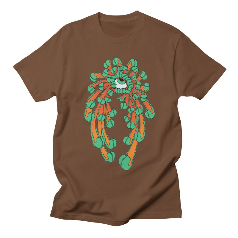 Chrysanthemum Eye Men's T-Shirt by Evy Illustration
