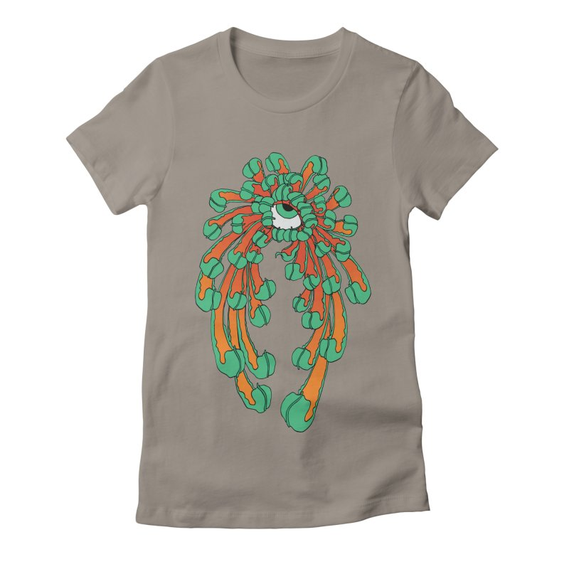 Chrysanthemum Eye   by Evy Illustration