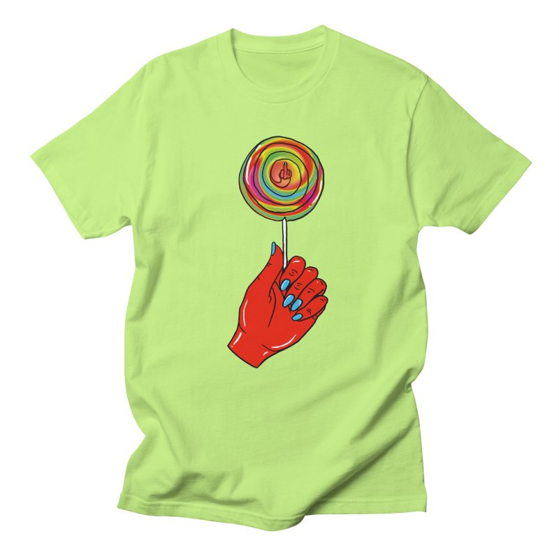 Suck It Women's Unisex T-Shirt by Evy Illustration