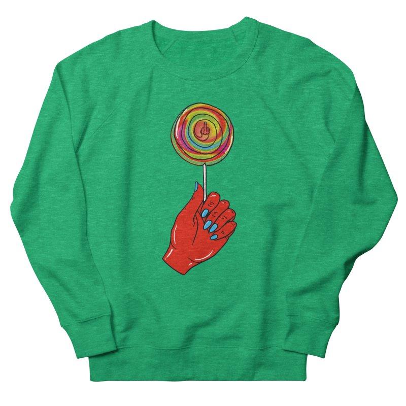 Suck It Women's Sweatshirt by Evy Illustration