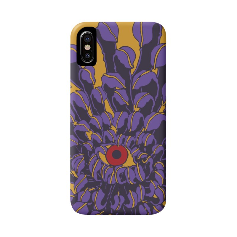 Evil Eye Accessories Phone Case by Evy Illustration