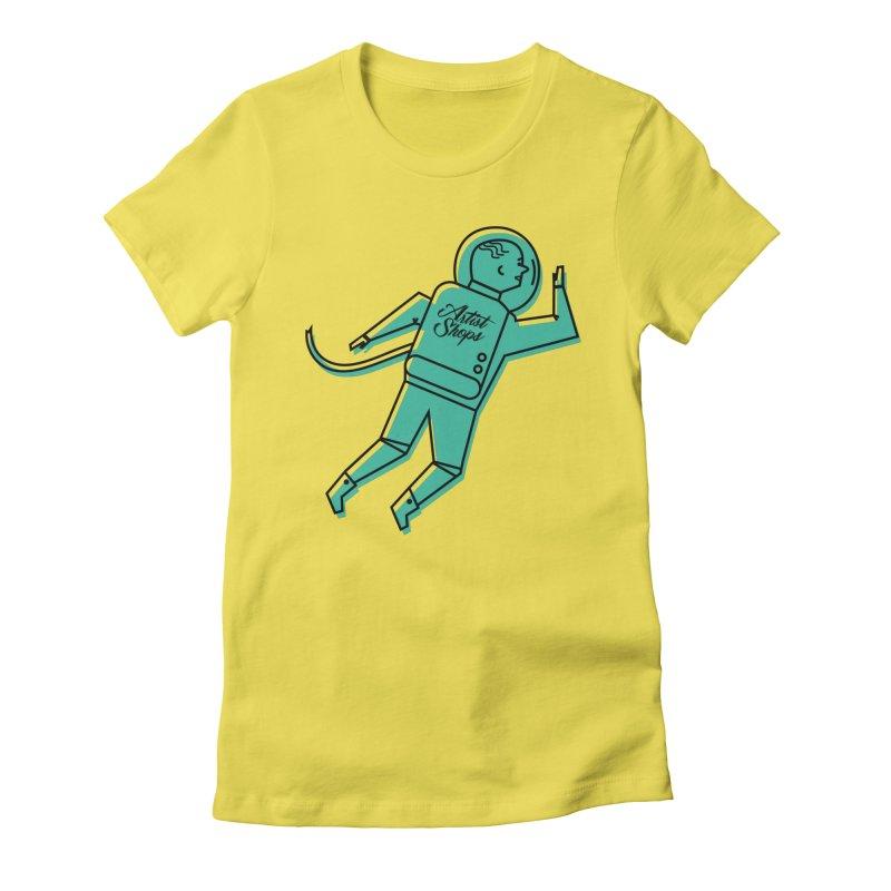 Commander Luke S. Women's T-Shirt by Example Artist Shop