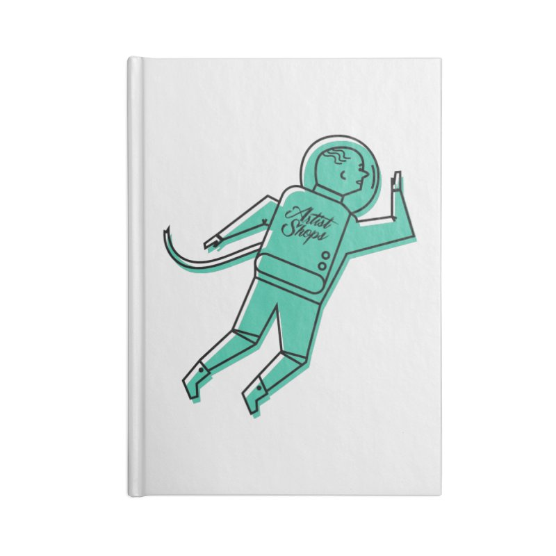 Commander Luke S. Accessories Notebook by Example Artist Shop