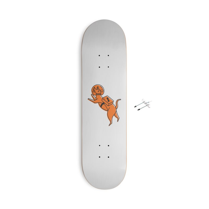 Space Doggo Accessories Skateboard by Example Artist Shop