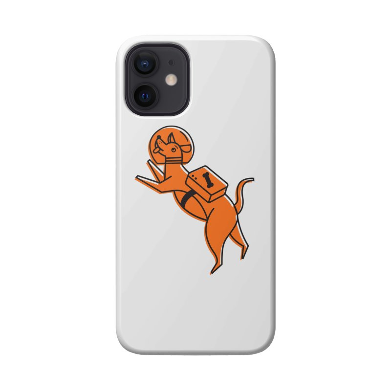 Space Doggo Accessories Phone Case by Example Artist Shop