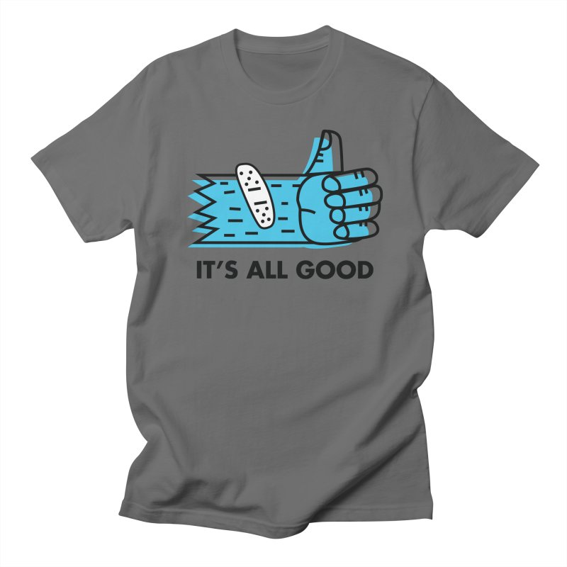 All Good Men's T-Shirt by Example Artist Shop