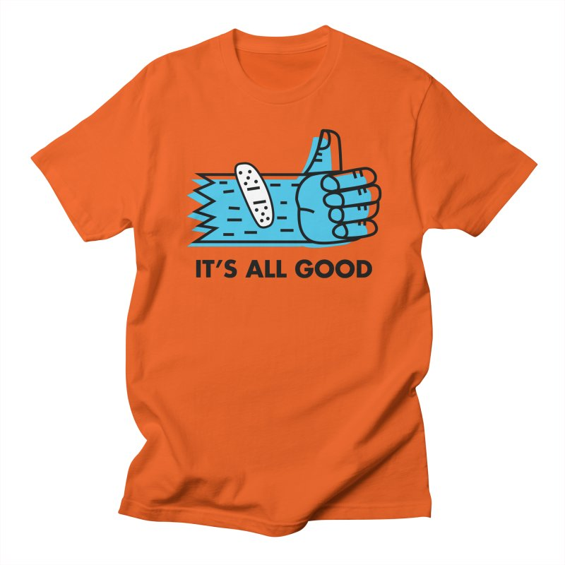 All Good Men's T-Shirt by Example Artist Shop