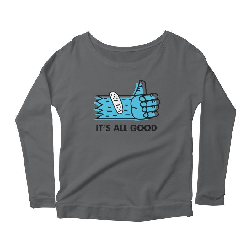 All Good Feminine Longsleeve T-Shirt by Example Artist Shop