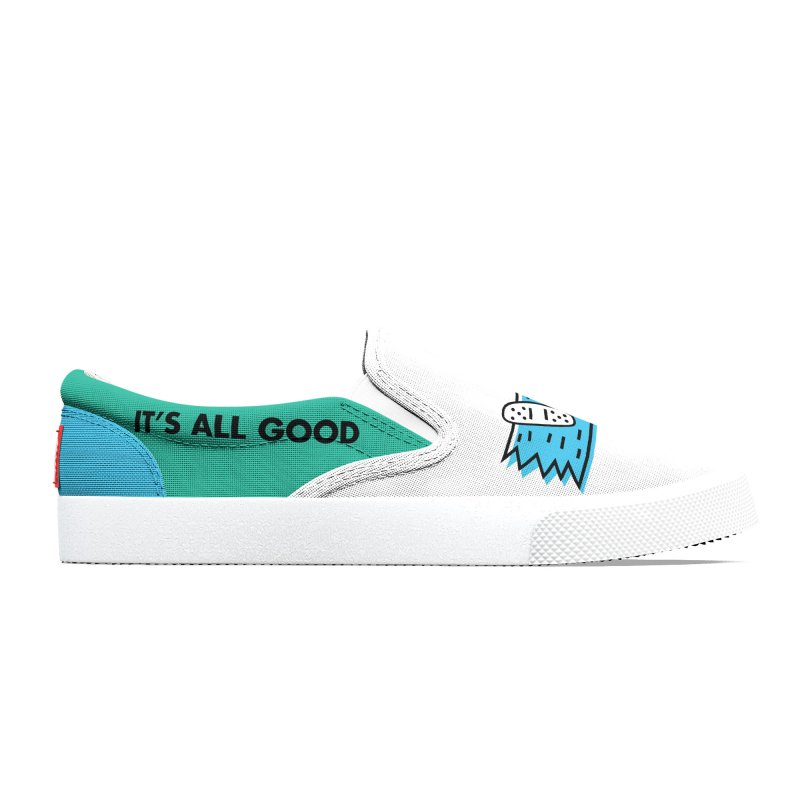 All Good Men's Shoes by Example Artist Shop