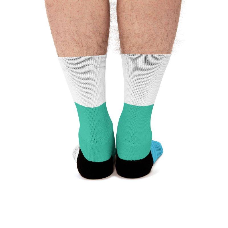 All Good Men's Socks by Example Artist Shop