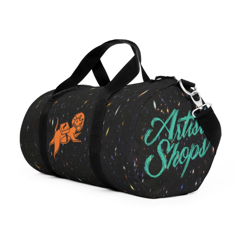 Space Pals Accessories Bag by Example Artist Shop