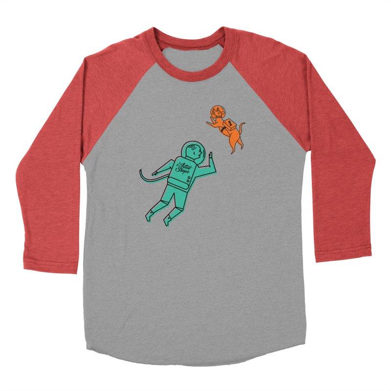 Space Pals Men's Longsleeve T-Shirt by Example Artist Shop