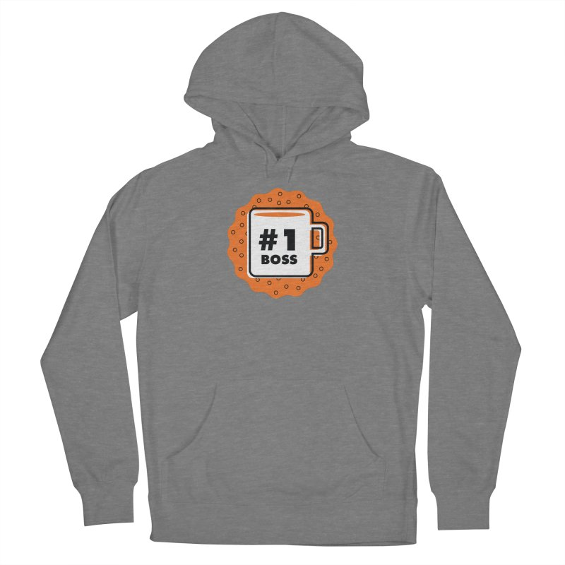 Number 1 Women's Pullover Hoody by Example Artist Shop