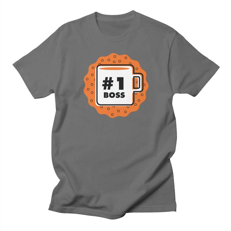 Number 1 Men's T-Shirt by Example Artist Shop