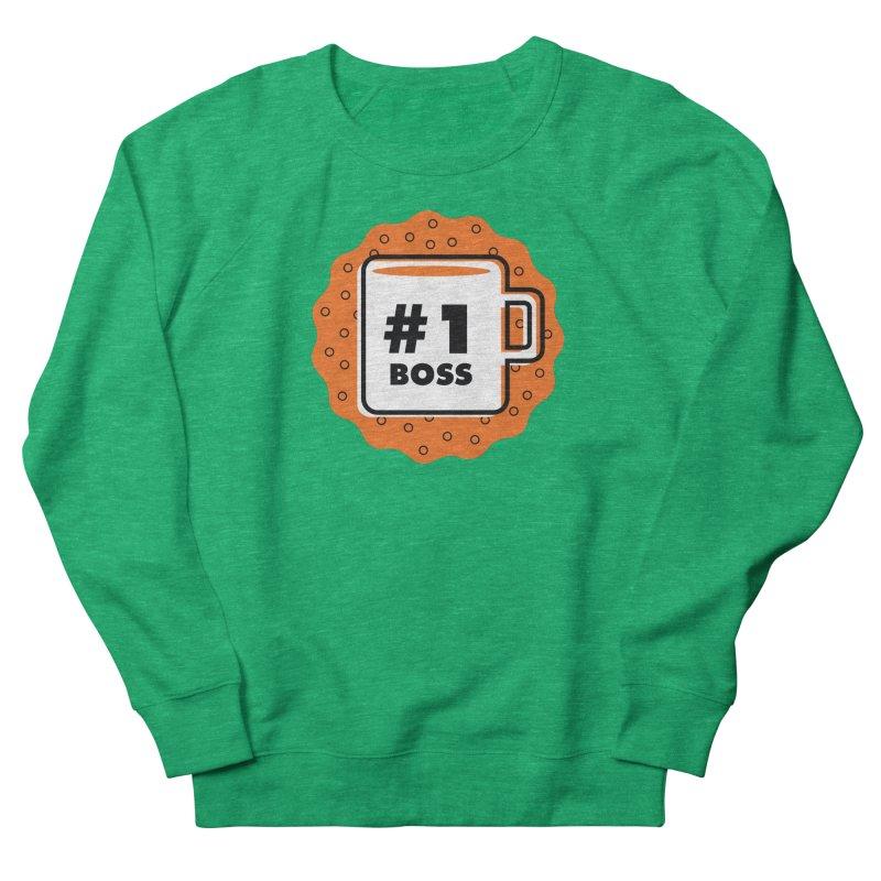 Number 1 Women's Sweatshirt by Example Artist Shop