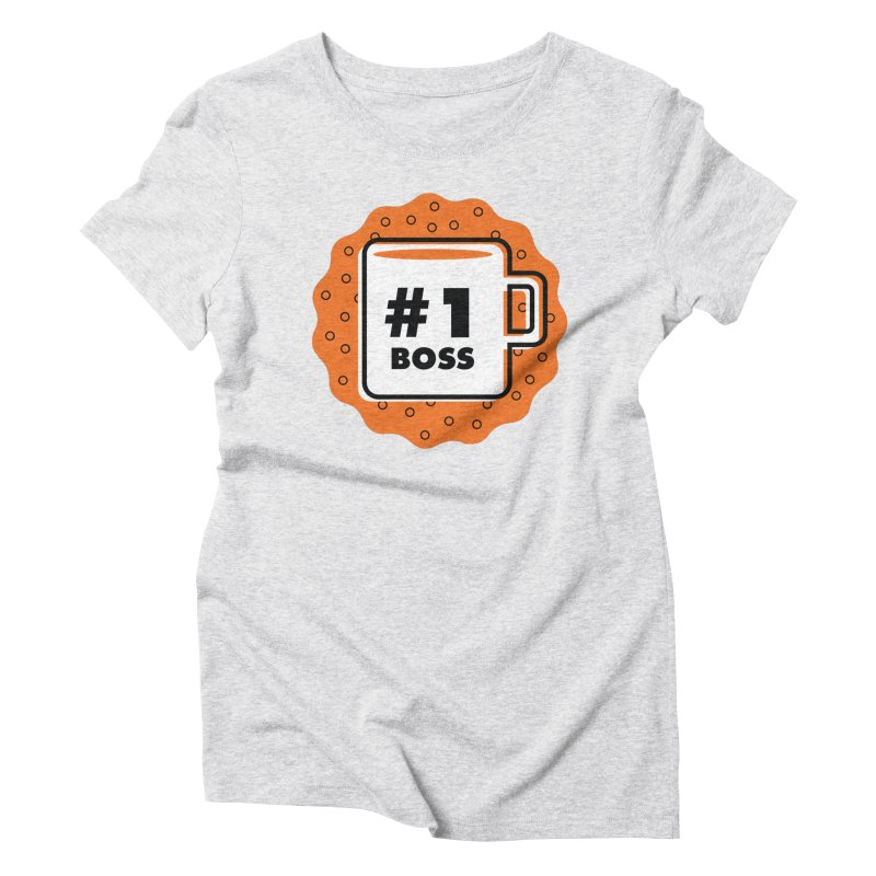Number 1 Feminine T-Shirt by Example Artist Shop