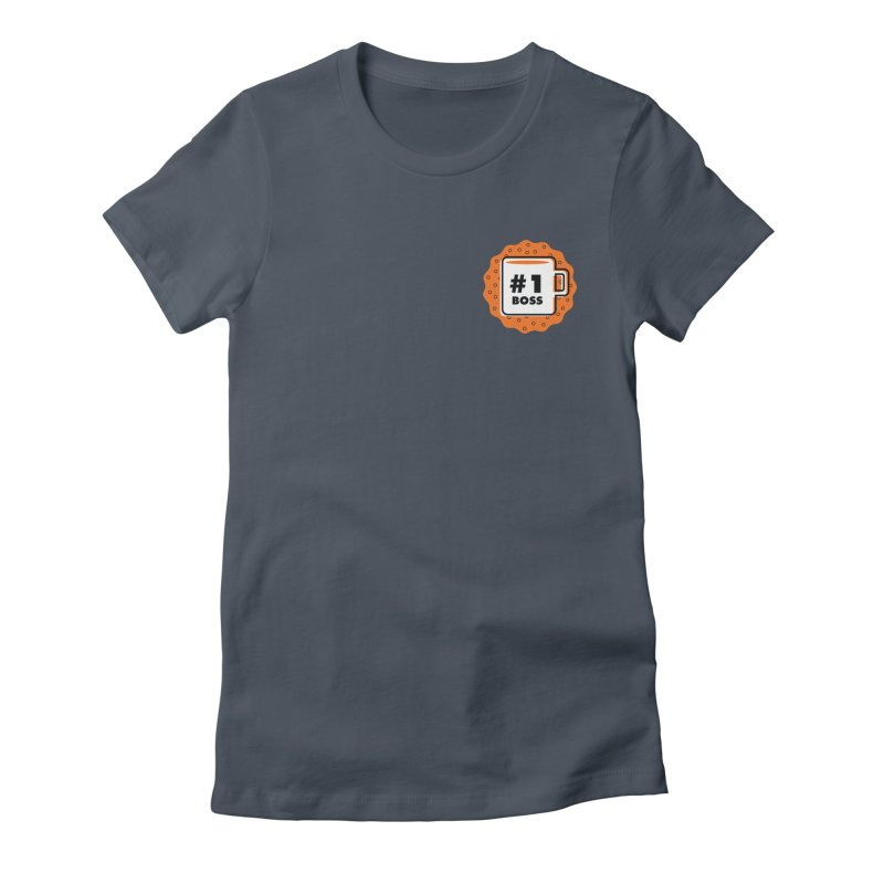 Number 1 (crest) Women's T-Shirt by Example Artist Shop