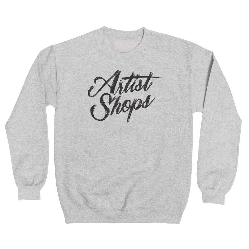 Artist Shops Logo Feminine Sweatshirt by Example Artist Shop