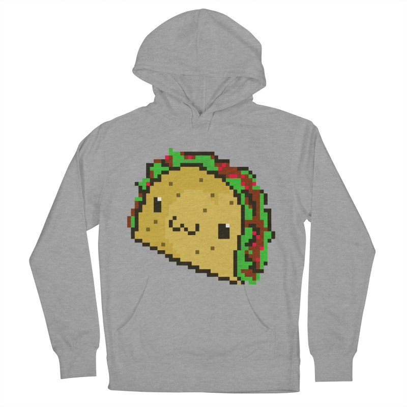 Pixel Taco Men's Pullover Hoody by exeivier's Artist Shop