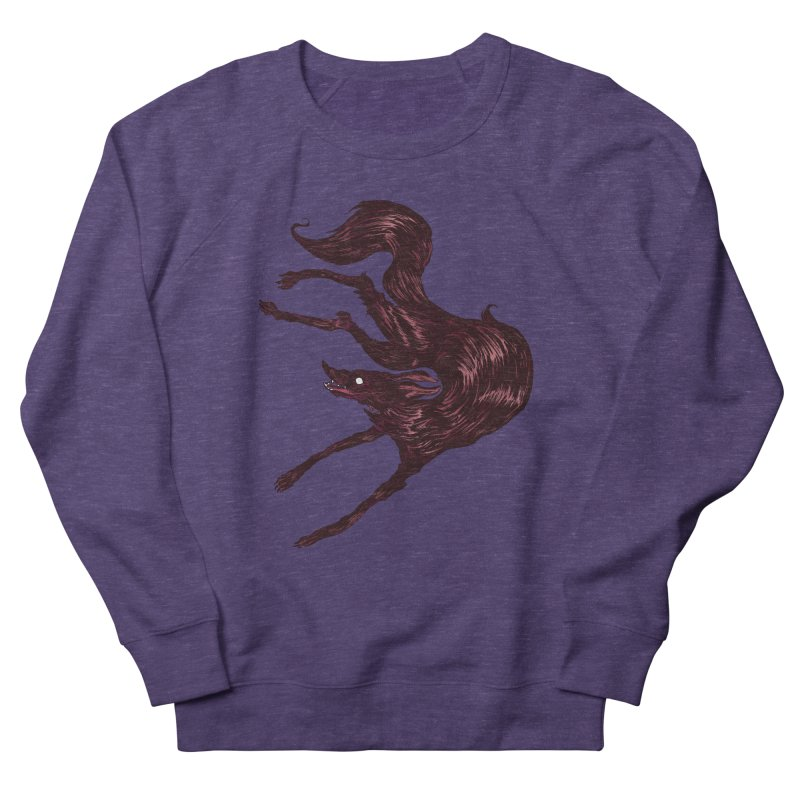 Silly Hound  Men's Sweatshirt by exeivier's Artist Shop