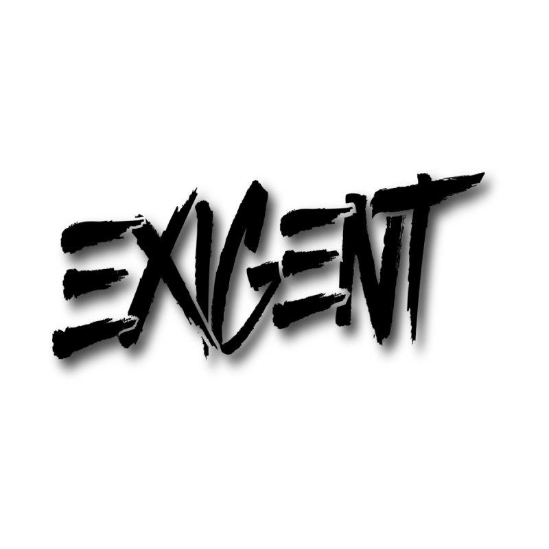 Exigent Black Collection by Exigent's Merch Shop