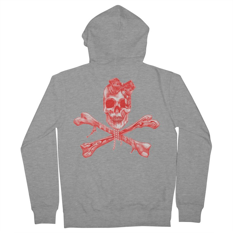 The Lovely Bones Women's Zip-Up Hoody by exiledesigns's Artist Shop
