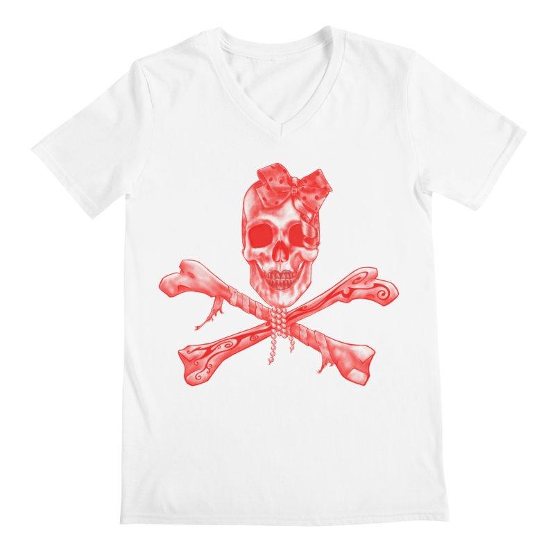 The Lovely Bones Men's V-Neck by exiledesigns's Artist Shop