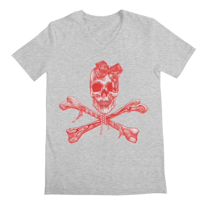 The Lovely Bones Men's V-Neck by exiledesigns's Artist Shop