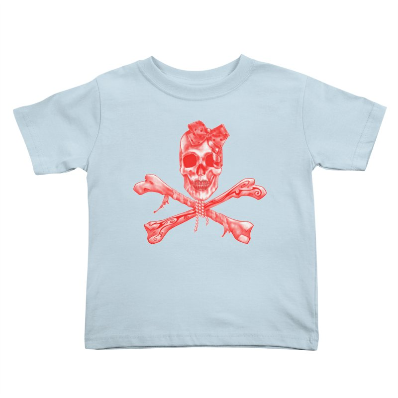 The Lovely Bones Kids Toddler T-Shirt by exiledesigns's Artist Shop