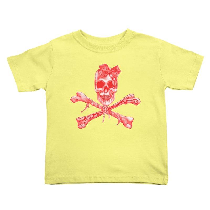 The Lovely Bones Kids Toddler T-Shirt by exiledesigns's Artist Shop