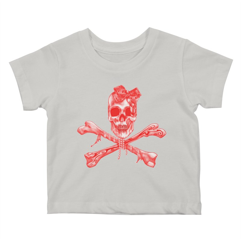 The Lovely Bones Kids Baby T-Shirt by exiledesigns's Artist Shop