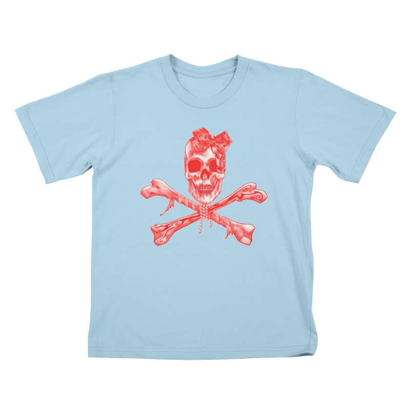 The Lovely Bones Kids T-Shirt by exiledesigns's Artist Shop