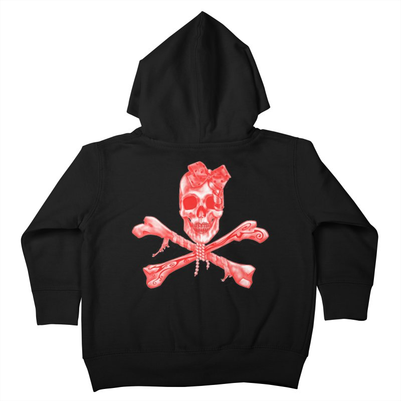 The Lovely Bones Kids Toddler Zip-Up Hoody by exiledesigns's Artist Shop