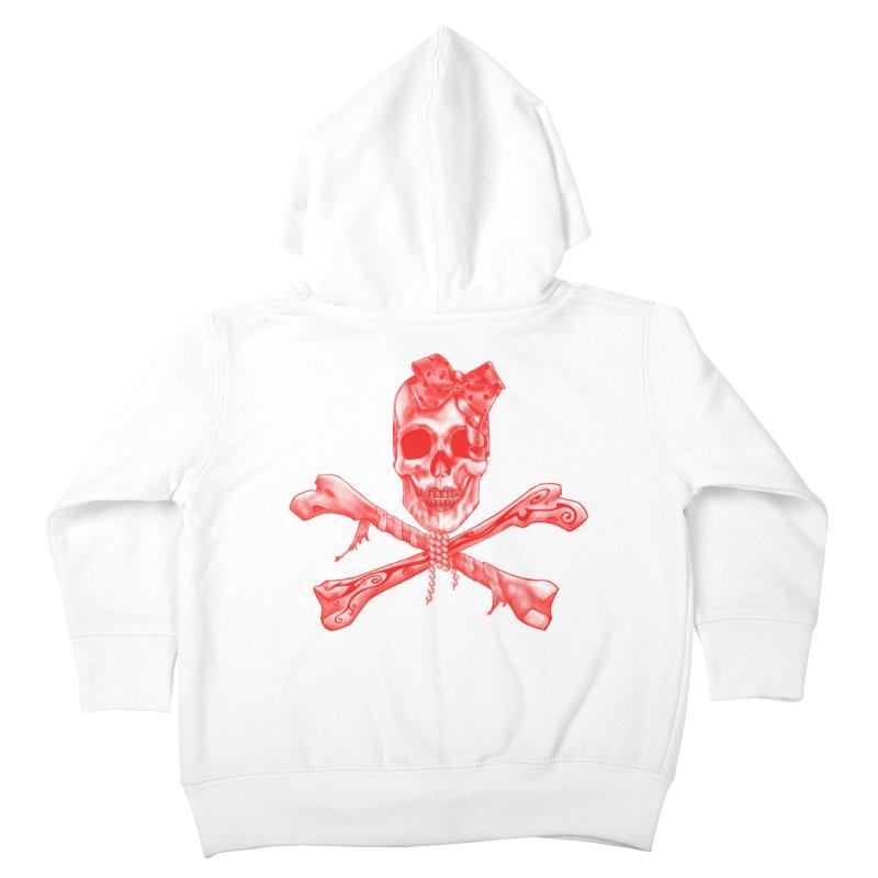 The Lovely Bones Kids Toddler Zip-Up Hoody by exiledesigns's Artist Shop