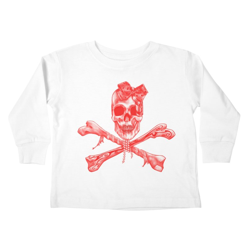 The Lovely Bones Kids Toddler Longsleeve T-Shirt by exiledesigns's Artist Shop