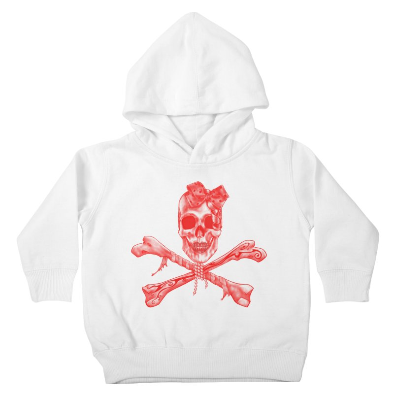 The Lovely Bones Kids Toddler Pullover Hoody by exiledesigns's Artist Shop