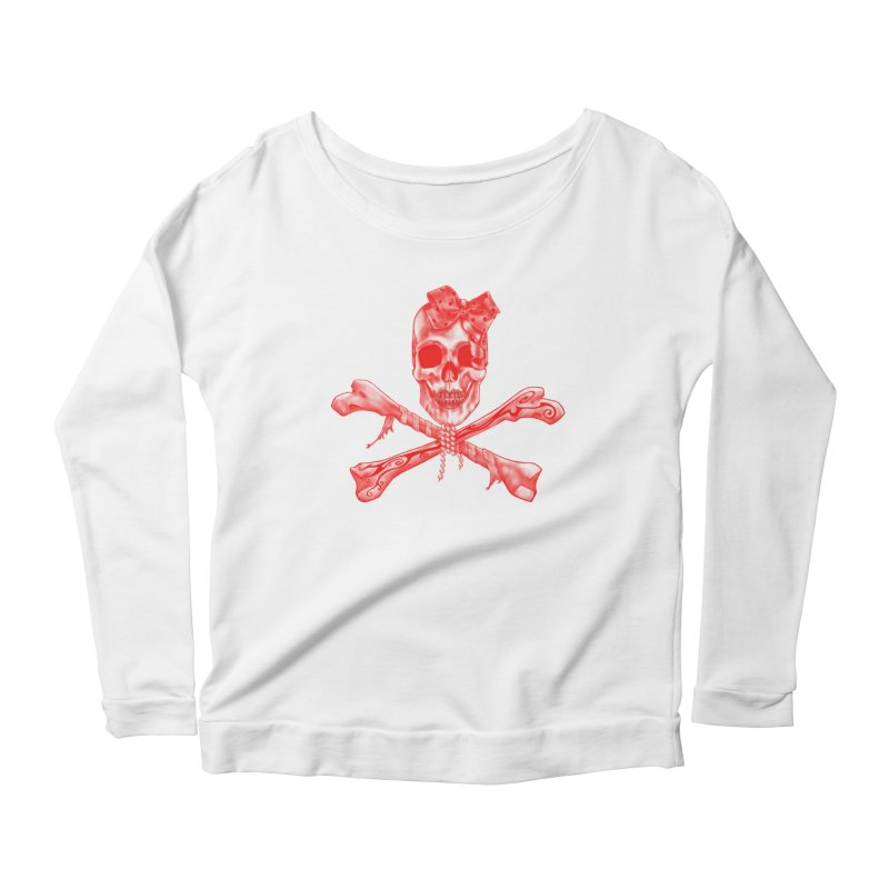 The Lovely Bones Women's Longsleeve Scoopneck  by exiledesigns's Artist Shop