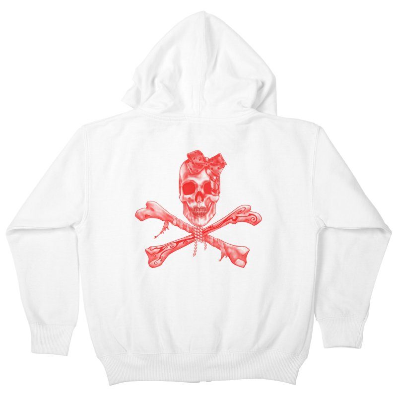 The Lovely Bones Kids Zip-Up Hoody by exiledesigns's Artist Shop