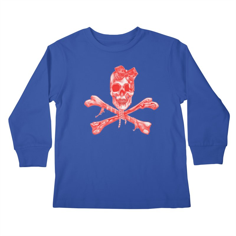 The Lovely Bones Kids Longsleeve T-Shirt by exiledesigns's Artist Shop