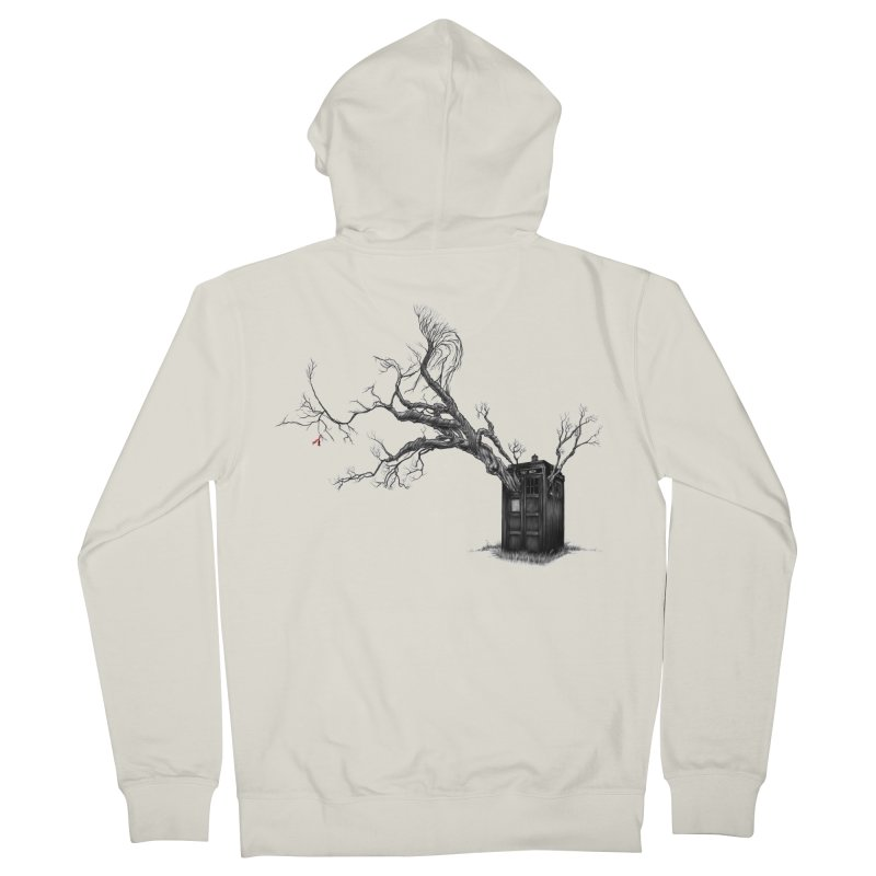 Stories in the End Women's Zip-Up Hoody by exiledesigns's Artist Shop