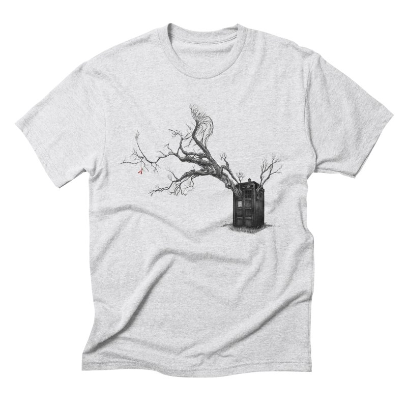 Stories in the End Men's Triblend T-Shirt by exiledesigns's Artist Shop