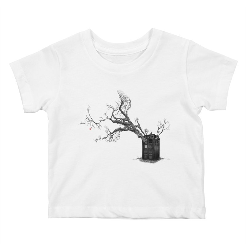 Stories in the End Kids Baby T-Shirt by exiledesigns's Artist Shop