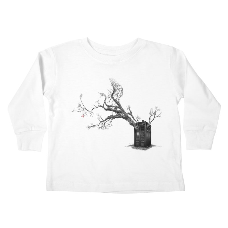 Stories in the End Kids Toddler Longsleeve T-Shirt by exiledesigns's Artist Shop