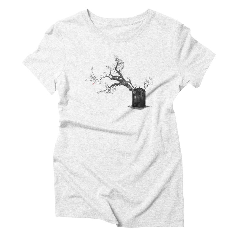 Stories in the End Women's Triblend T-shirt by exiledesigns's Artist Shop