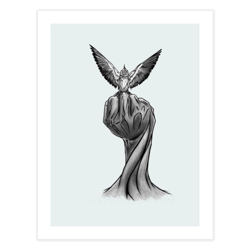 The Bird Home Fine Art Print by exiledesigns's Artist Shop